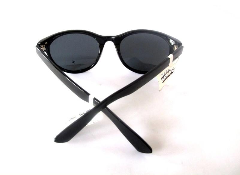 nwt american eagle unisex sunglasses retro 7008 black gray