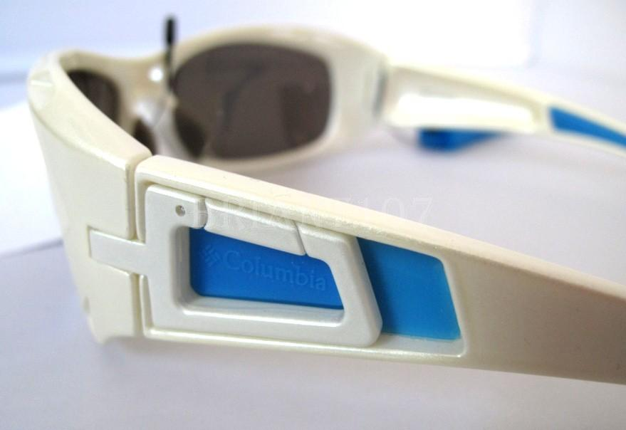 are all ray bans polarized  white-ivory/gray