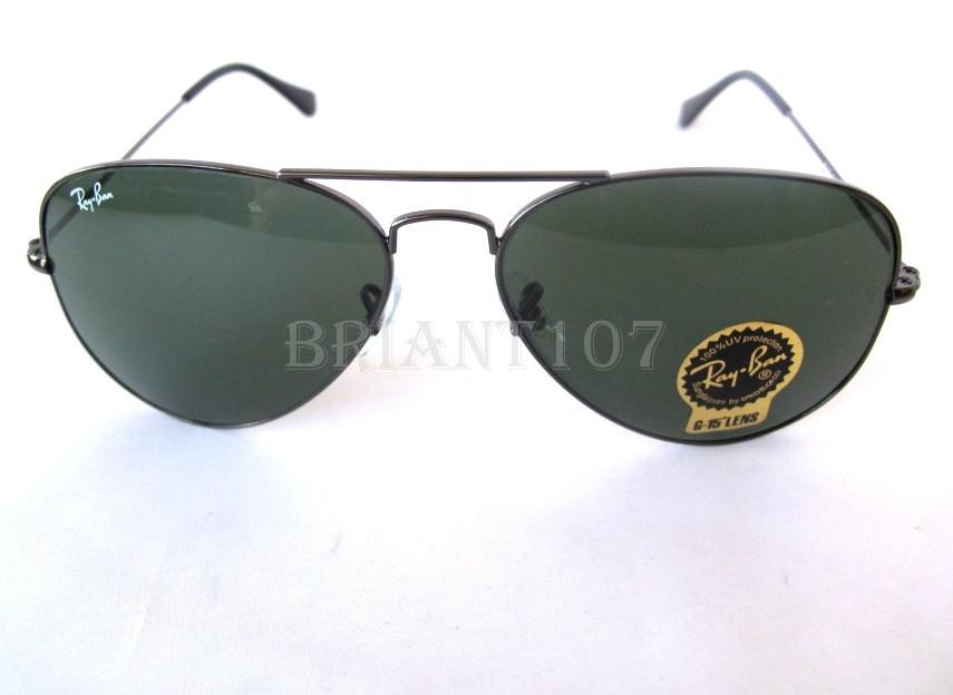 authentic ray ban aviator  sunglasses ray-ban